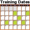 Training Dates